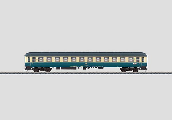 Marklin 43922 IC Express Train Passenger Car Bm 235 DB
