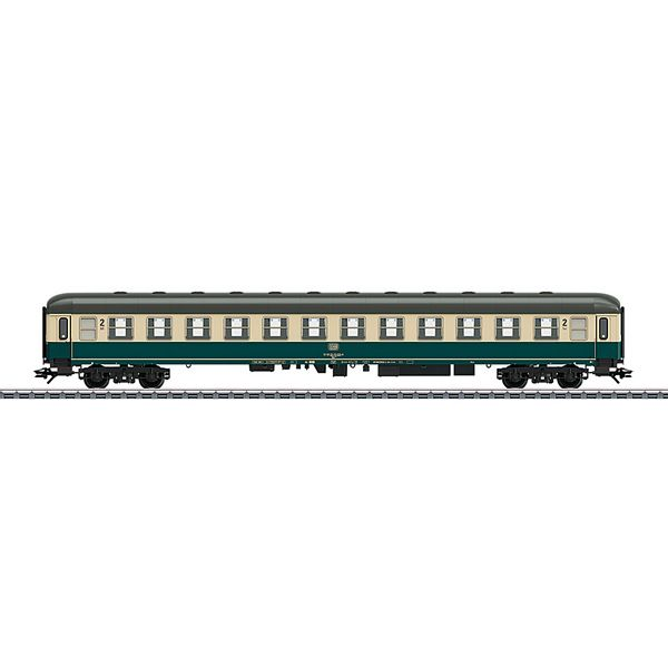 Marklin 43923 DB type Bm 234 compartment car UIC-x standard design