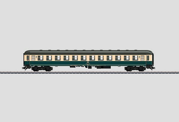 Marklin 43924 DB type Bm 234 compartment car UIC-x standard design