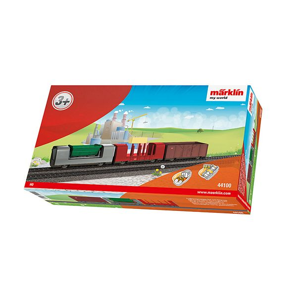 Marklin 44100 Add-On Car Set for the Freight Train