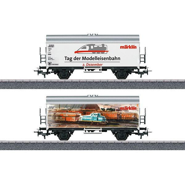 Marklin 44260 Refrigerator Car International Model Railroading Day 2019