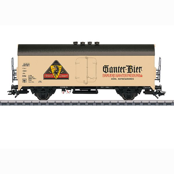 Marklin 45026 Ganter Beer Car