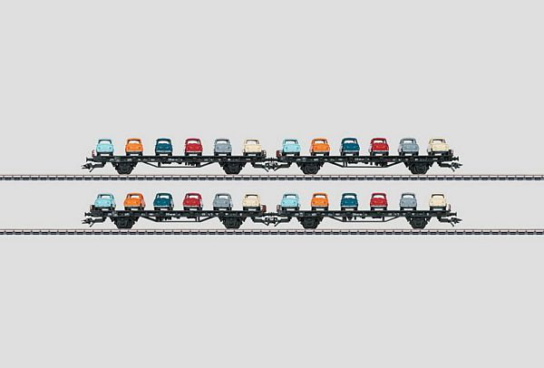 Marklin 45098 Auto Transport Car Set