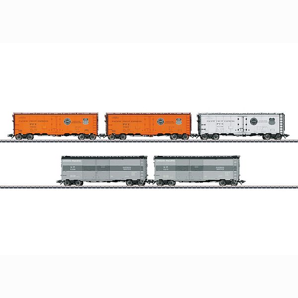 Marklin 45659 American Freight Car Set