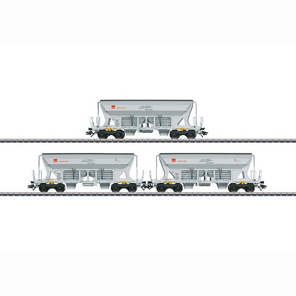 Marklin 45805 Type Faccns Bulk Freight Car Set