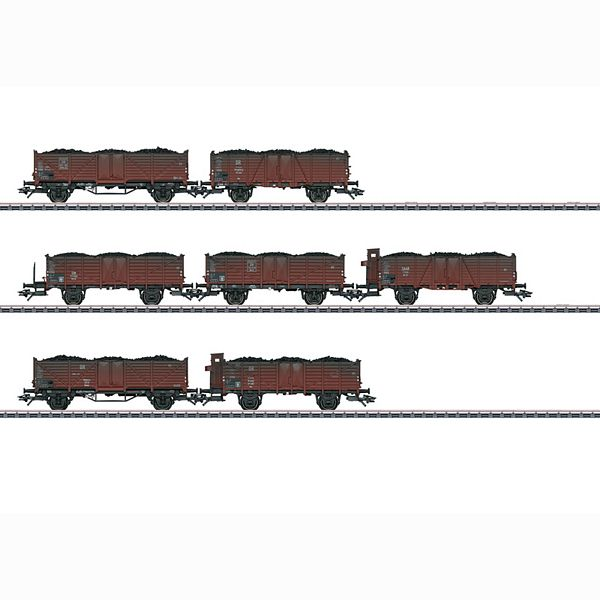 Marklin 46028 Freight Car Set for the Class 45 Steam Locomotive