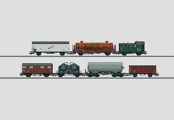 Marklin 46081 Freight Car Set
