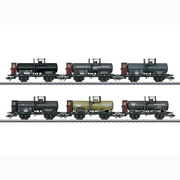 Marklin 46084 Tank Car Set