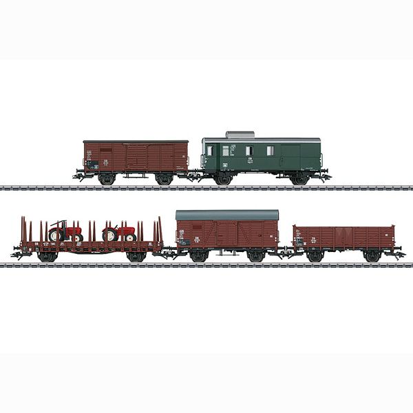 Marklin 46089 Set with 5 Freight Cars