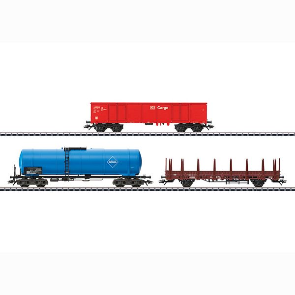 Marklin 46190 Modern Freight Service Car Set