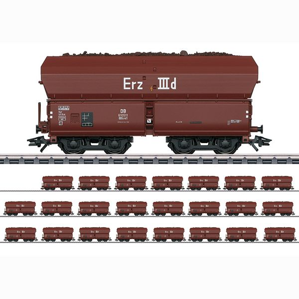 Marklin 46210 Type Erz IIId Hopper Car Display