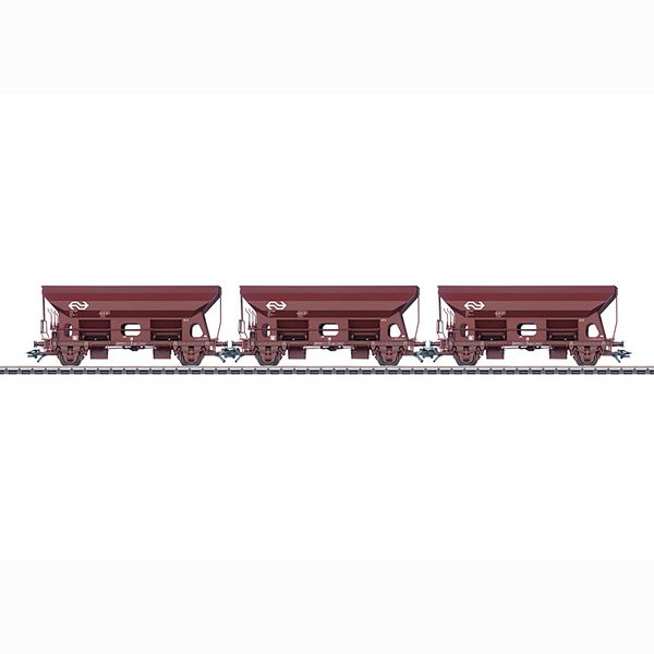 Marklin 46317 Set with 3 Dump Cars