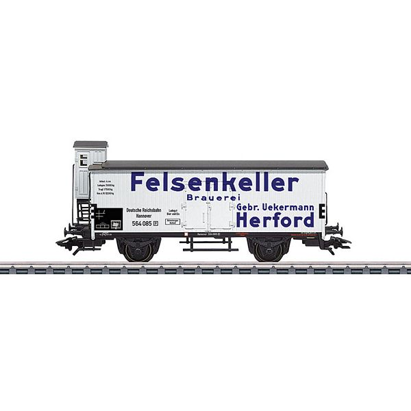 Marklin 46806 Two Axle Beer Refrigerator Car