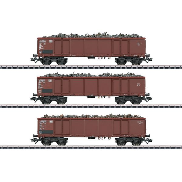 Marklin 46914 Type Eaos 106 Freight Car Set