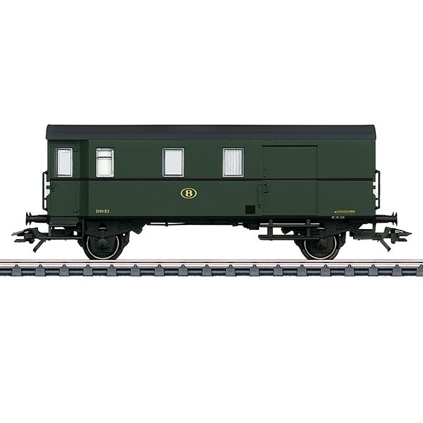 Marklin 46984 Type Pwgs 41 Freight Train Baggage Car