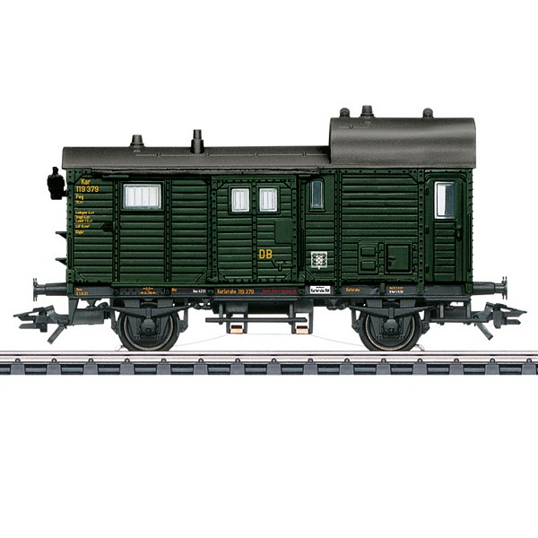 Marklin 46986 Type Pwg Pr 14 Freight Train Baggage Car
