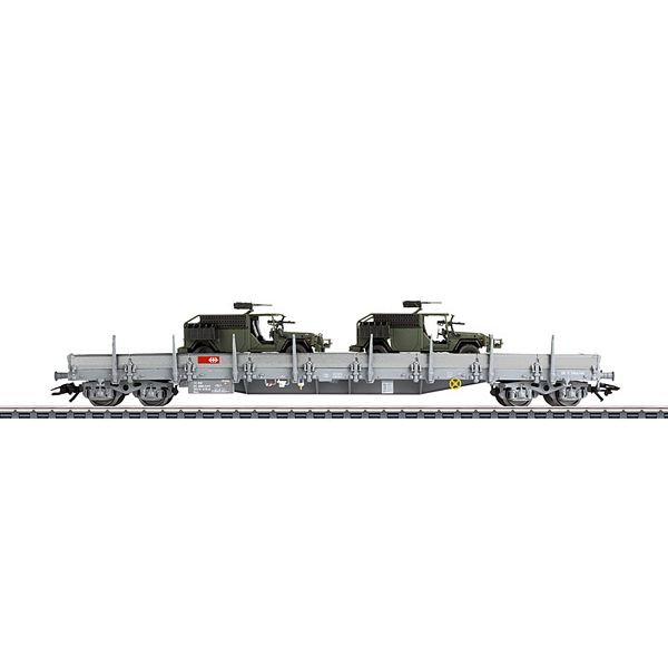 Marklin 47068 Type Res Low Side Car