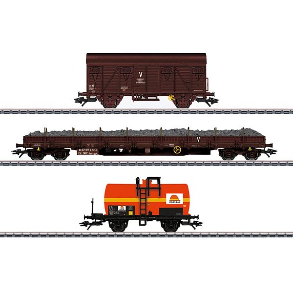 Marklin 47103 Colas Rail Freight Car Set
