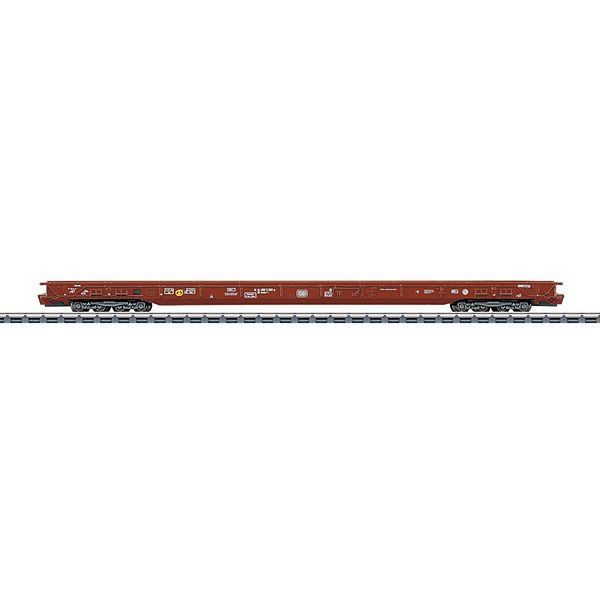 Marklin 4741 Depressed Floor Flat Car for Truck Transport