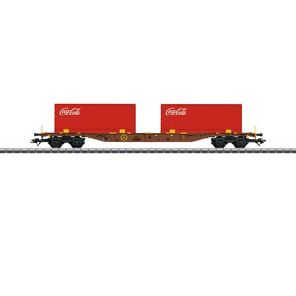 Marklin 47434 Type Sgns Container Transport Car