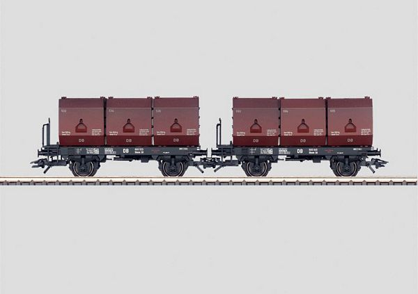 Marklin 48271 Set 2 Container Cars