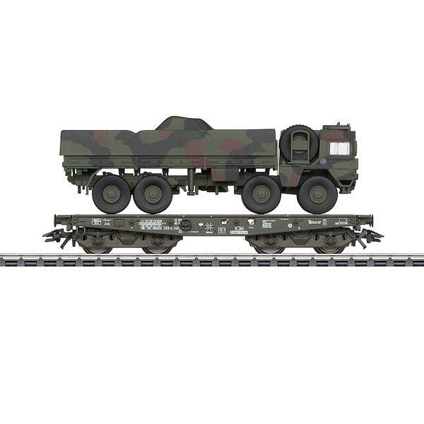 Marklin 48797 Type Rlmmps Heavy Duty Flat Car