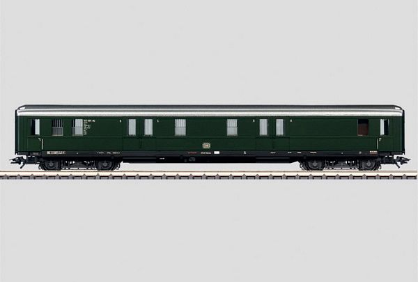 Marklin 49964 Sound Effects Car for Locomotives