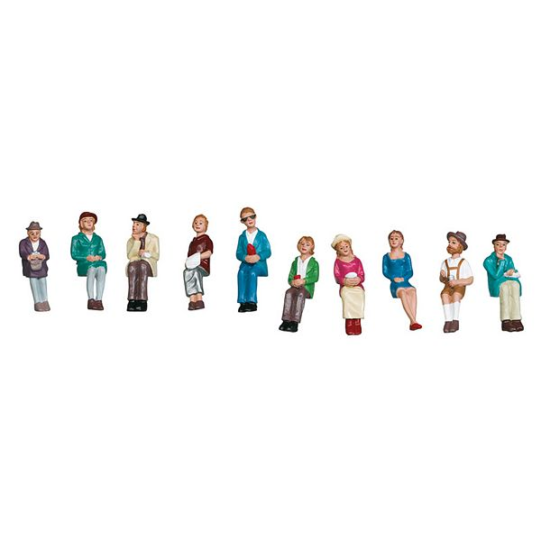 Marklin 56404 Seated Passengers Group of Figures
