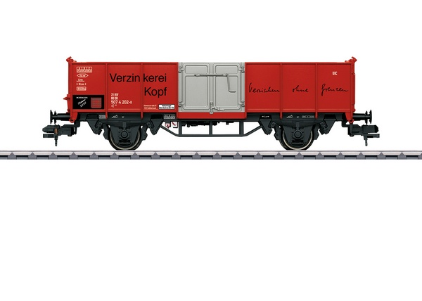 Marklin 58007 1 Gauge Museum Car for 2020