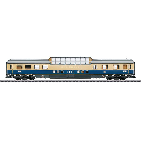 Marklin 58088 Type AD4um 62 Rheingold 1962 Vista Dome Car