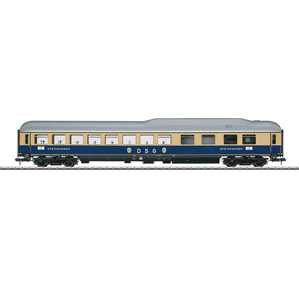 Marklin 58097 Type WR4um 62 Rheingold 1962 Dining Car