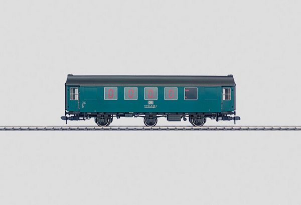 Marklin 58115 Main Line Measurement Car Streckenmesswagen