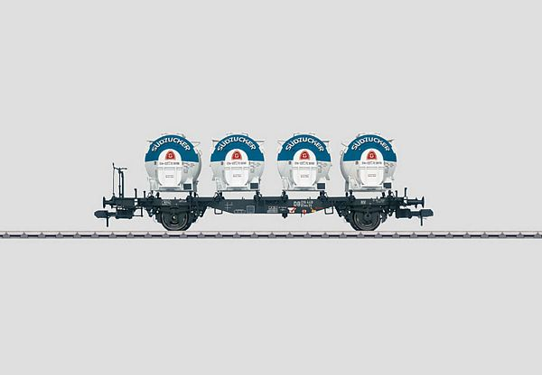 Marklin 58552 Flat Car for Containers