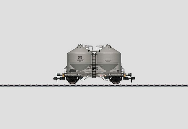 Marklin 58613 Powdered Freight Silo Container Car
