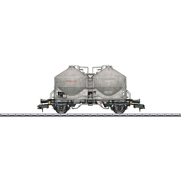 Marklin 58627 Type Kds 54 Powder Freight Silo Car