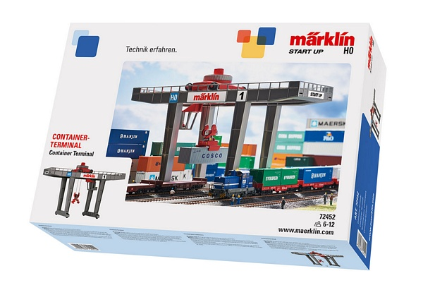 Marklin 72452 Marklin Start Up A Container Terminal