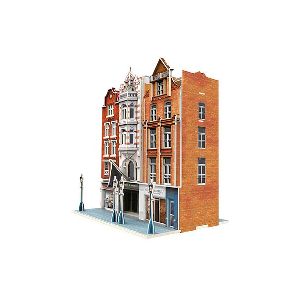 Marklin 72784 Residential and Commercial Buildings 3D Building Puzzle