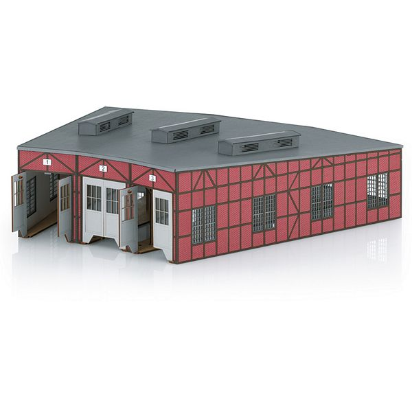 Marklin 72886 Locomotive Shed Kit