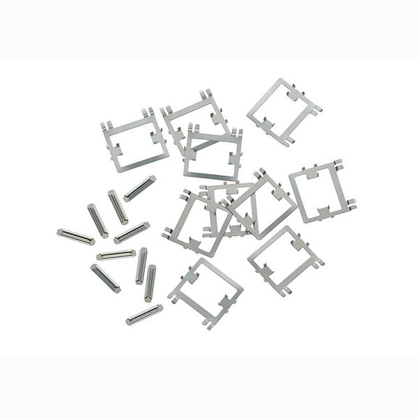 Marklin 7595 Rail Joiners and Third Rail Clips