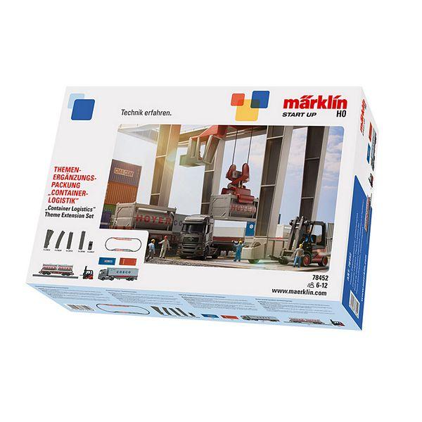 marklin 78452 container logistics theme extension set. Black Bedroom Furniture Sets. Home Design Ideas