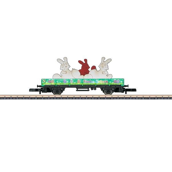 Marklin 80419 Z Gauge Easter Car for 2019