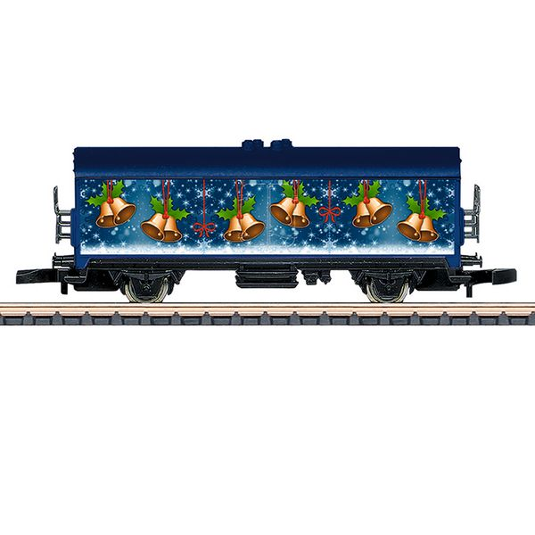 Marklin 80628 Z Gauge Christmas Car for 2018
