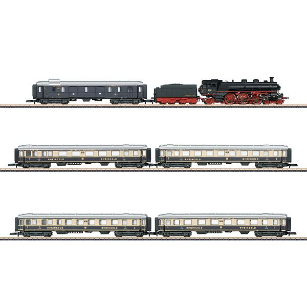 Marklin 81332 90 Years of the Rheingold Train Set
