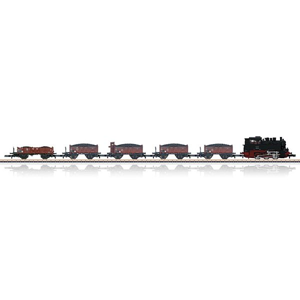 Marklin 81352 Freight Train for Coal Transport