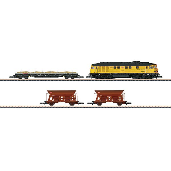 Marklin 81451 DB Construction Train Set