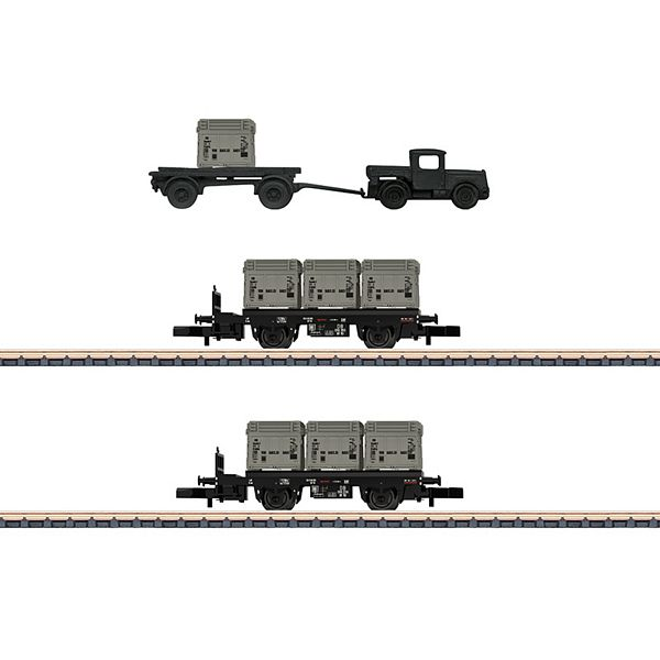Marklin 82329 Von Haus zu Haus From Door to Door Freight Car Set