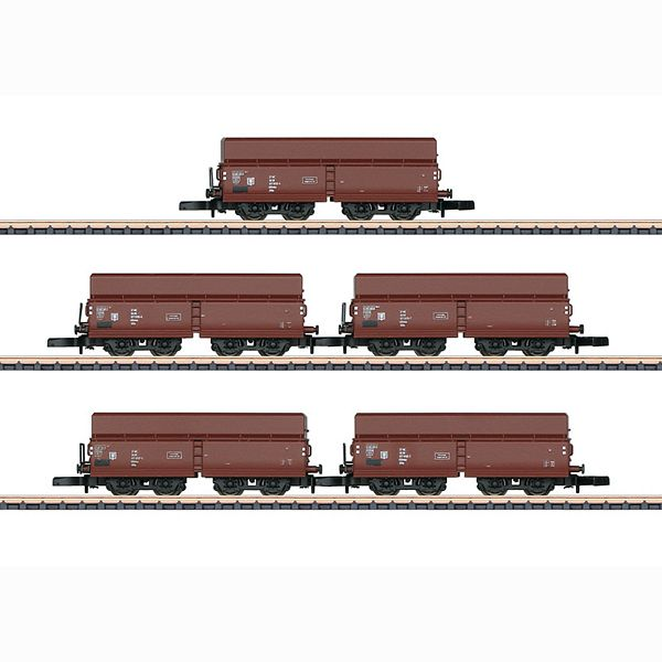 Marklin 82802 DR Hopper Car Set