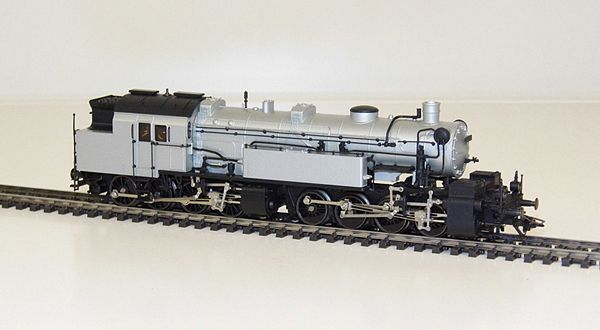 Marklin 83496 S-Locomotive 96 Metal Edition