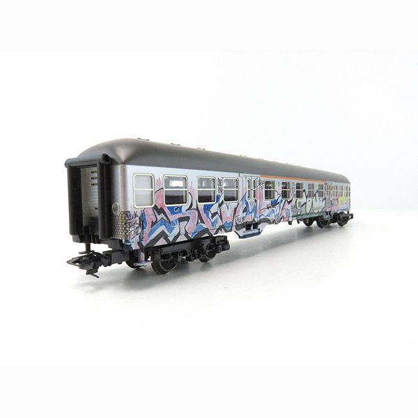Marklin 84255 Class Graffiti Car