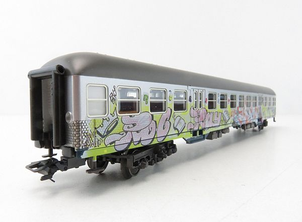 Marklin 84256 2 CL Graffiti Car